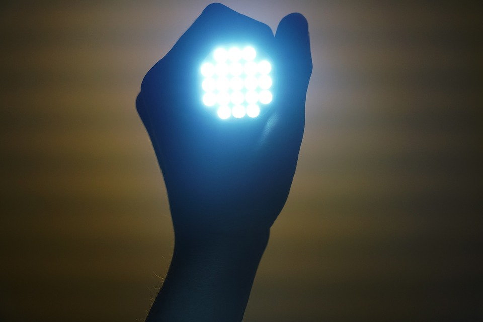 LED svítidlo