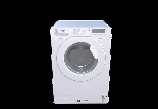 bílá pračka